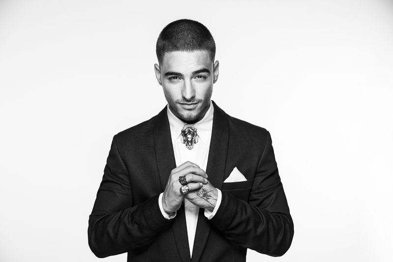 Maluma é confirmado no line up do Villa Mix Festival Goiânia