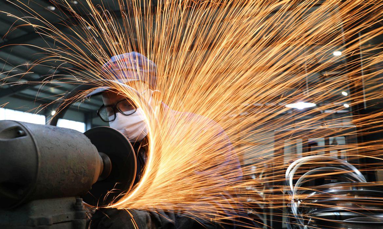 Indústria goiana fica em 1º lugar no país