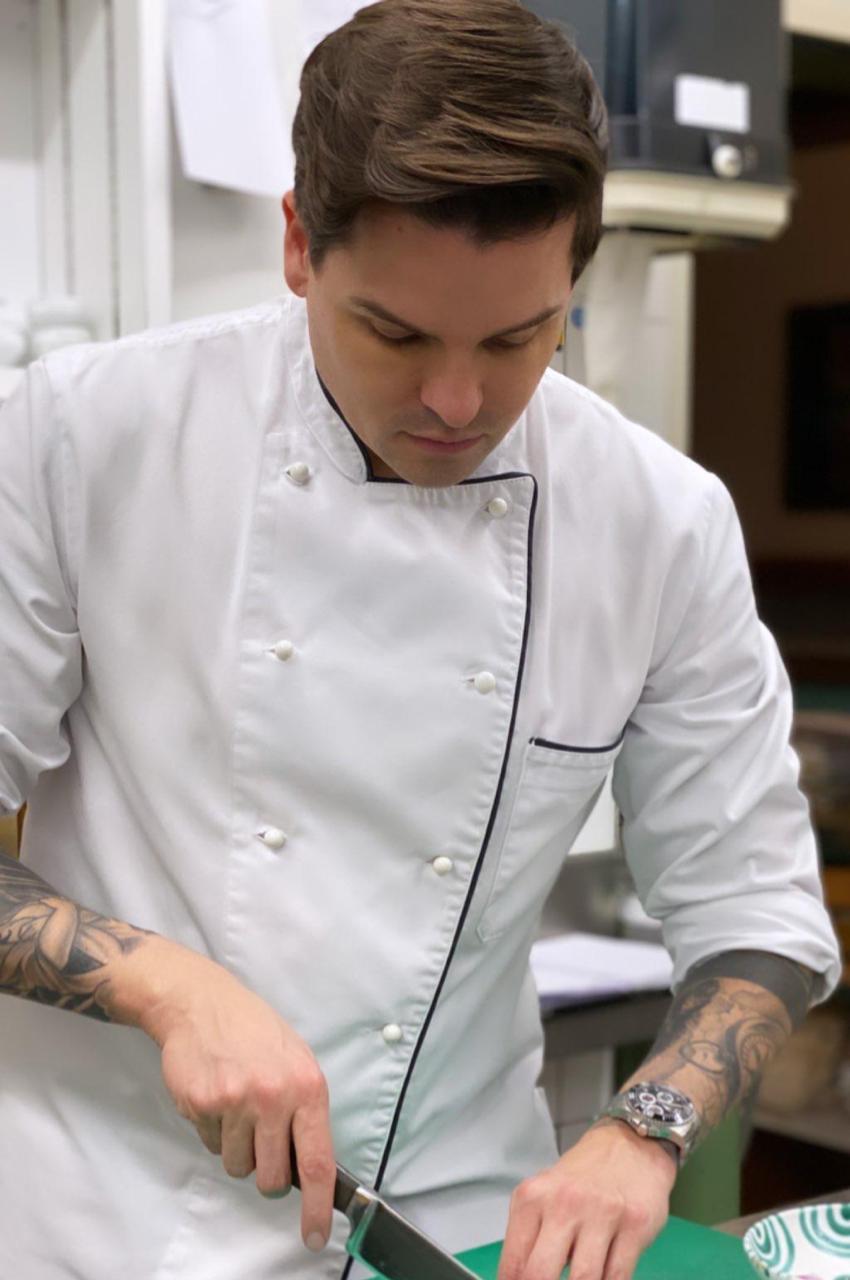 Chef Alexandre Belucci