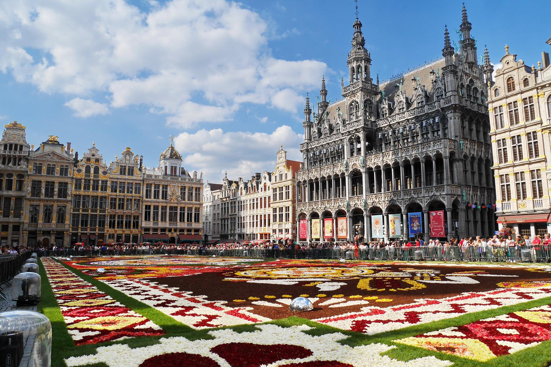 festival dedicado à Bélgica