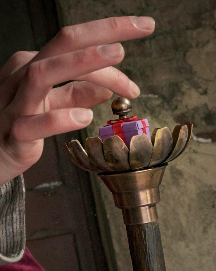 O novo Willy Wonka